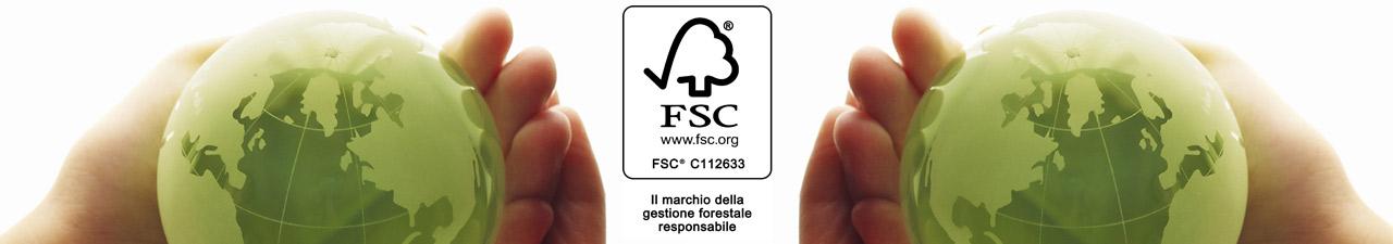 Certificación FSC Ecocart Spa