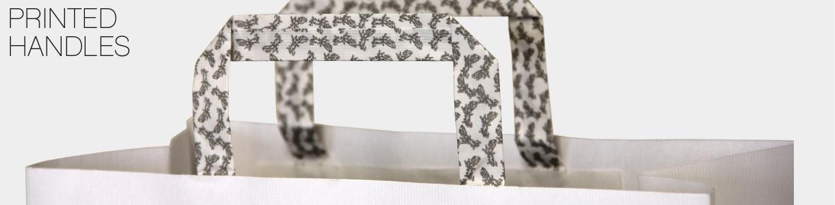 Detalle de la Impresión en las Asas Planas
