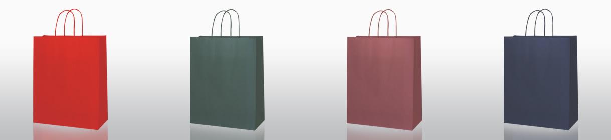 Colores para Bolsas Genéricas: Rojo, Verde oscuro, Rojo-púrpura, Azul Marino